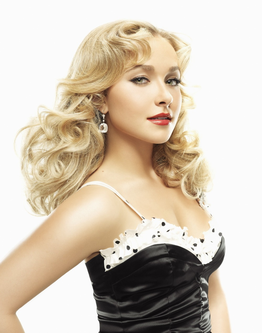 Hayden panettiere cleavage frankly, you