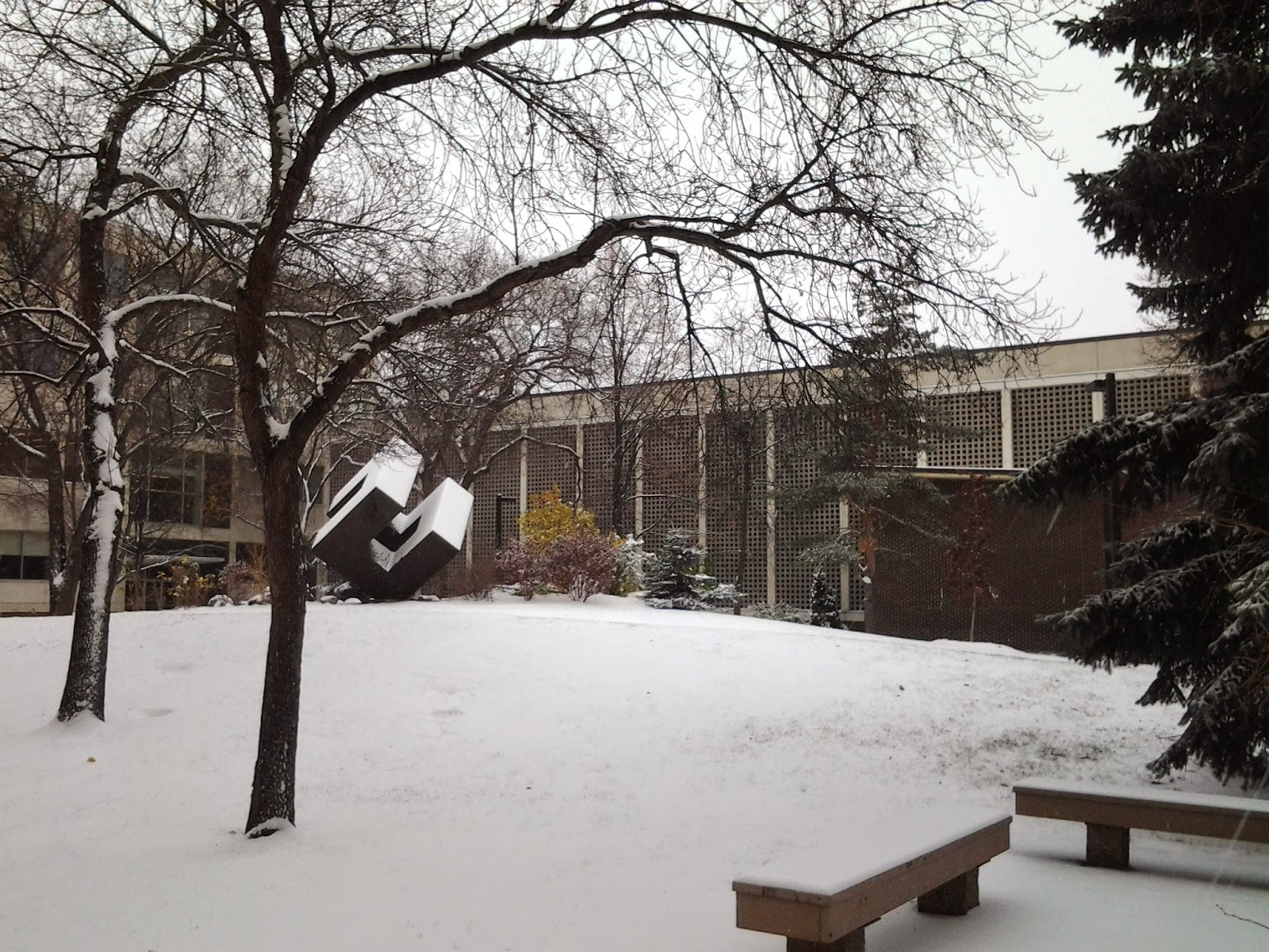 snow university of alberta edmonton