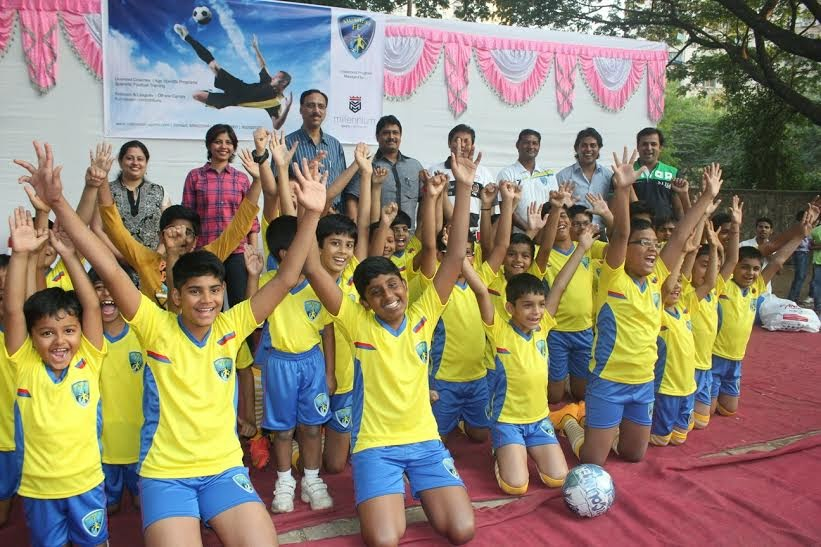 Mumbai FC inaugurate its first grassroots football school