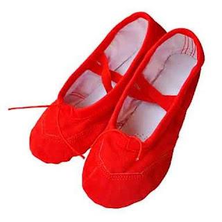 Gambar Sepatu Balet Anak