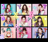 SNSD. Love and Girls
