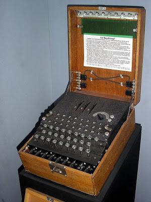 אניגמה - מכונת הצופן הגרמנית