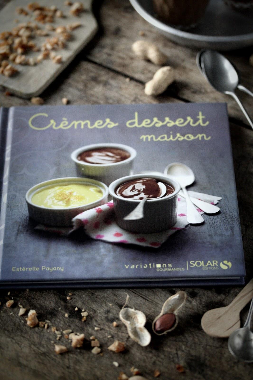 Gourmandises chroniques cr me au chocolat au lait et aux - Creme au chocolat maison ...