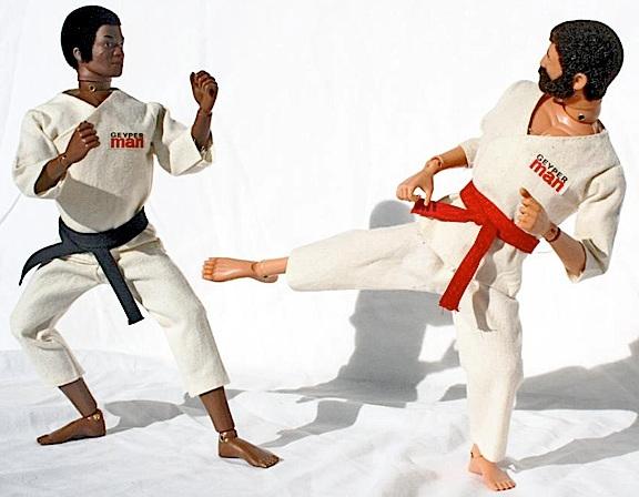testicles arts Coed martial