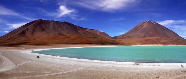 Laguna Verde Chile
