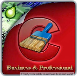 CCleaner a utility for cleaning and removes unused files