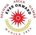 asean games 1954