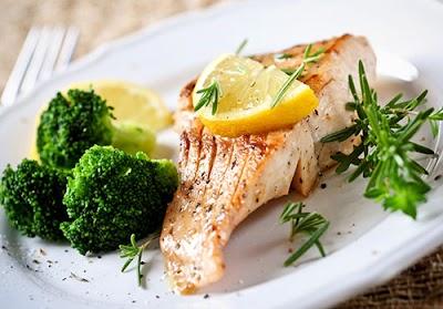 Balığın yanında ne yemeli, nasıl yemeli?