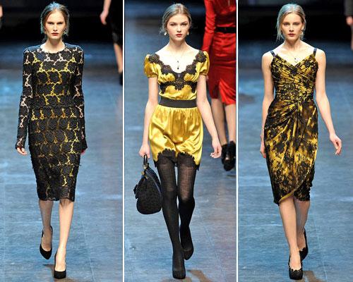 modnue platya dg08 Модні сукні від Dolce & Gabbana