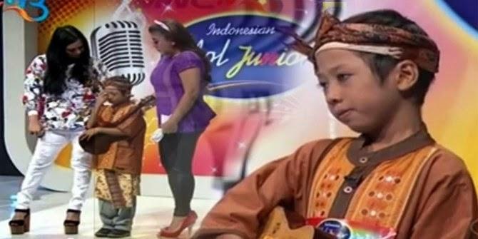 Indonesian Idol Junior Adik Rizal