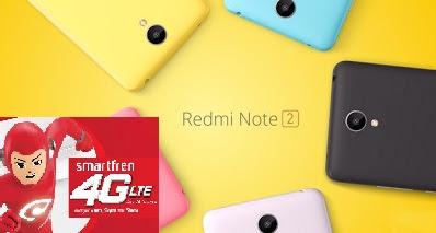 Cara Setting Jaringan LTE Smartfren di Xiaomi Redmi Note 2 - buatandroid.com