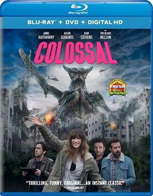 Colossal 2016 BRRip BluRay 720p