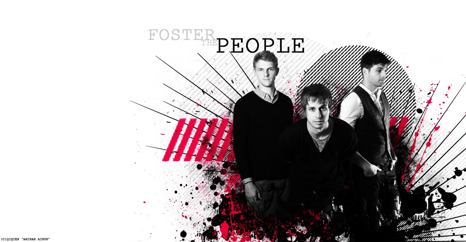 Foster The People Wallpaper