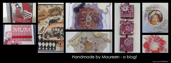 Handmade by Maureen - A Blog