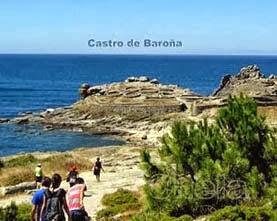 Castro de Baroña (Galicia)
