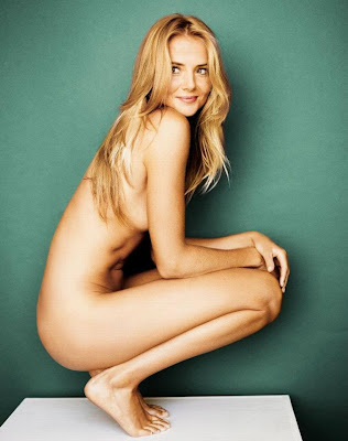 Daniela Hantuchova Nude in ESPN Body Issue 2012