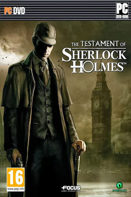 FRee Download THE TESTAMENT OF SHERLOCK HOLMES Game