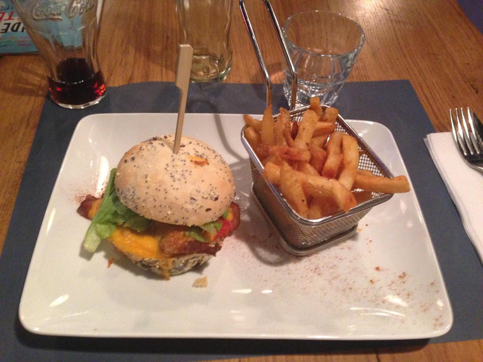 B bistrot nantes burger
