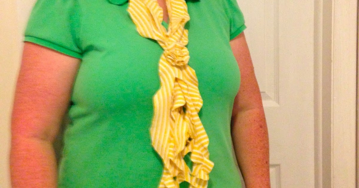 my simple treasures no sew t shirt scarf with a