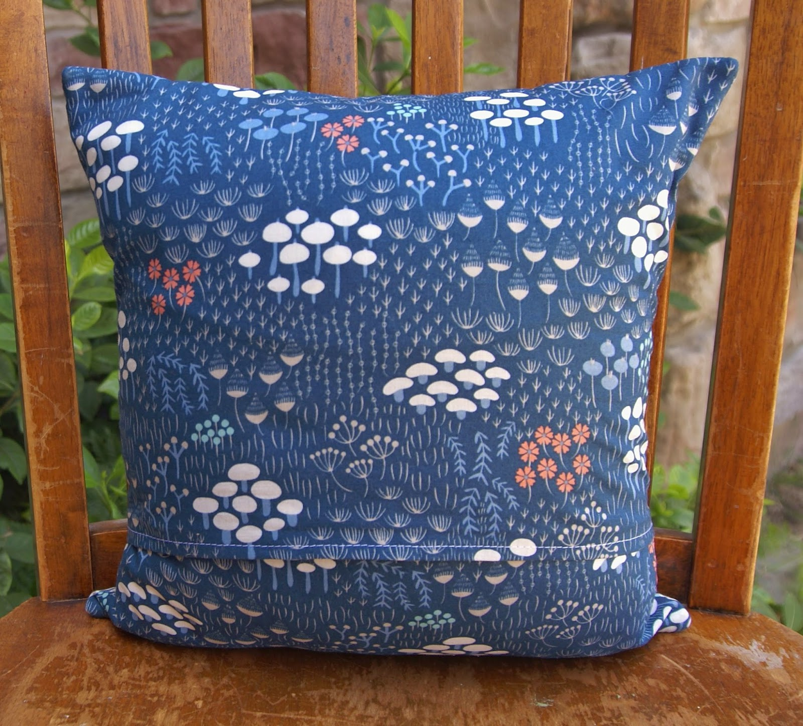 Cloud9 Wildwood Challenge Hexagon Pillow By Fabric Mutt