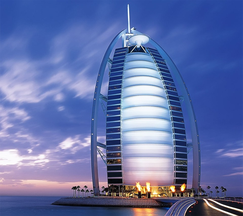 Travel trip journey burj al arab dubai for Burj al arab