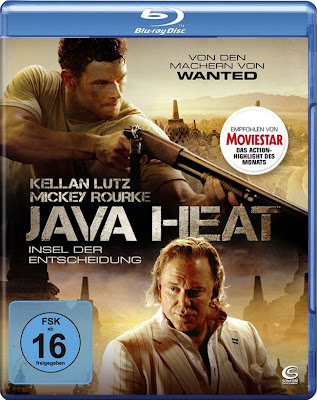 Filme Poster Java Heat BRRip XviD & RMVB Legendado