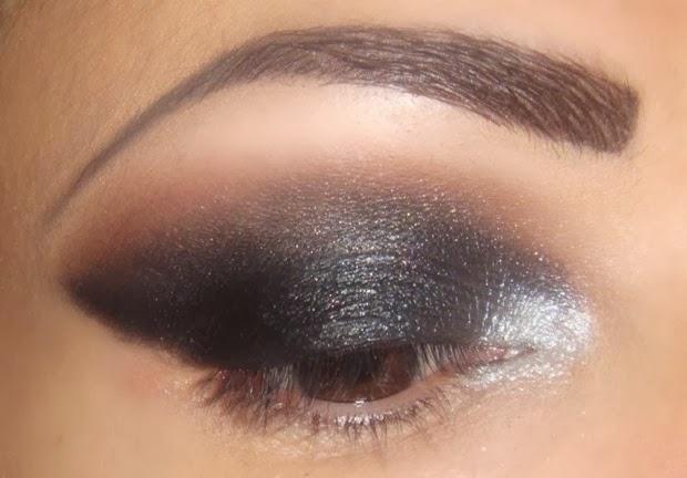 passo a passo maquiagem olho esfumado