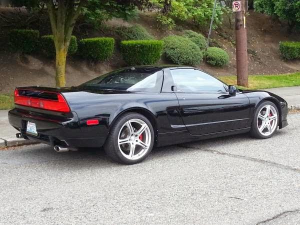 1991 acura nsx black auto restorationice