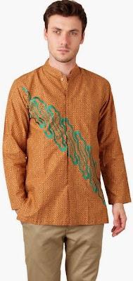 Model Baju Muslim Pria Modern Update
