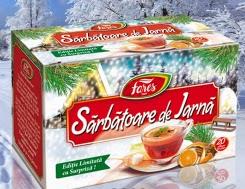 """Cel mai bun ceai pe timp de iarna – """"Sarbatoare de iarna"""""""