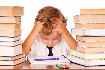 Are kids getting too much homework