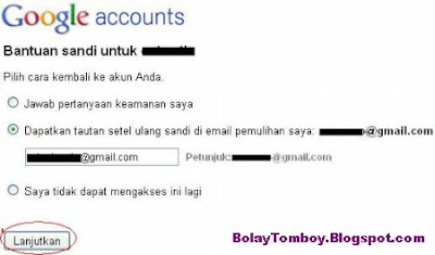 Password Gmail Hack