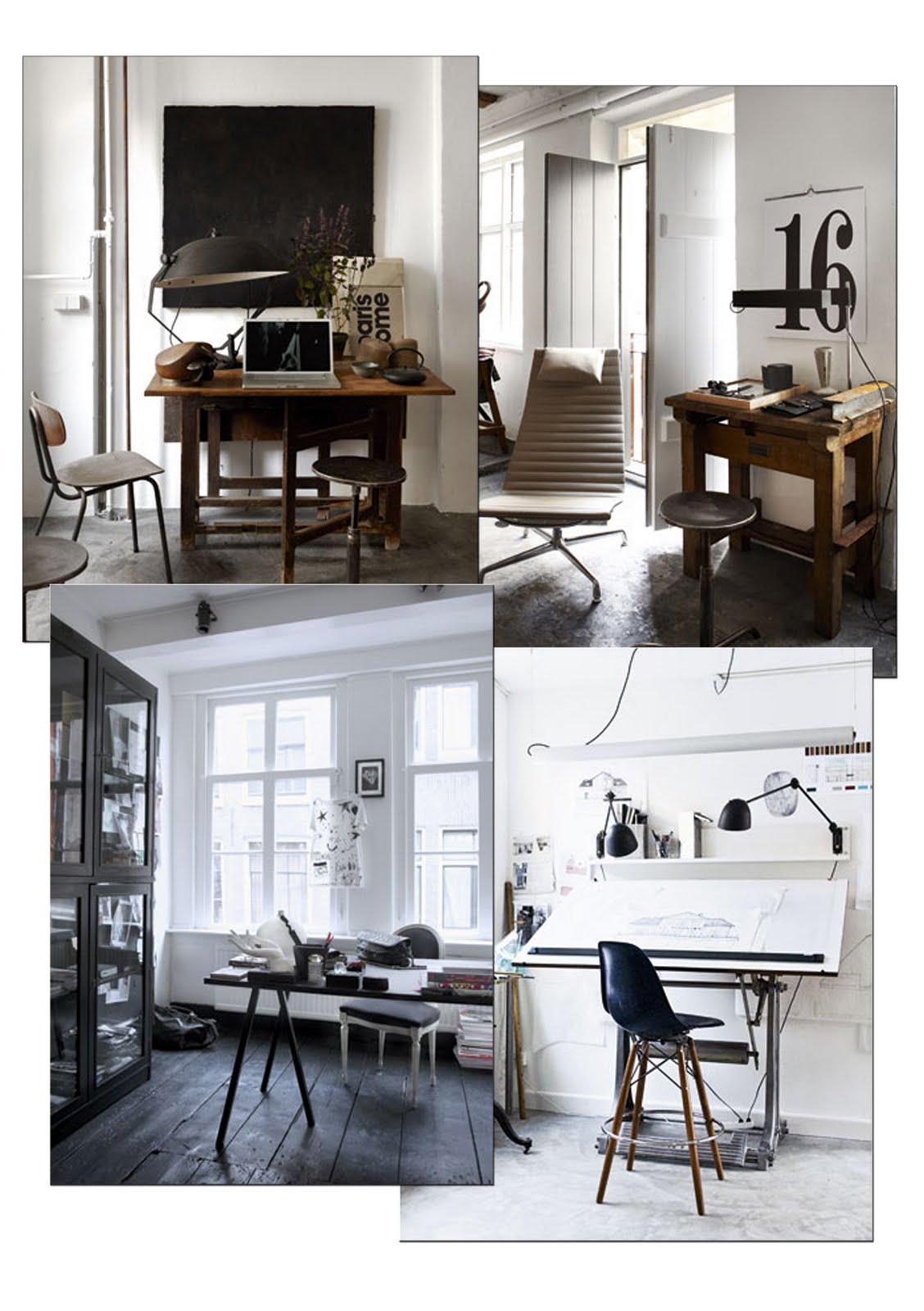 Espacios de trabajo borboleta decoraci n for Decoracion de espacios de trabajo