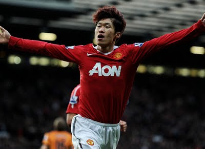 Ji Sung Park Manchester United Transfer