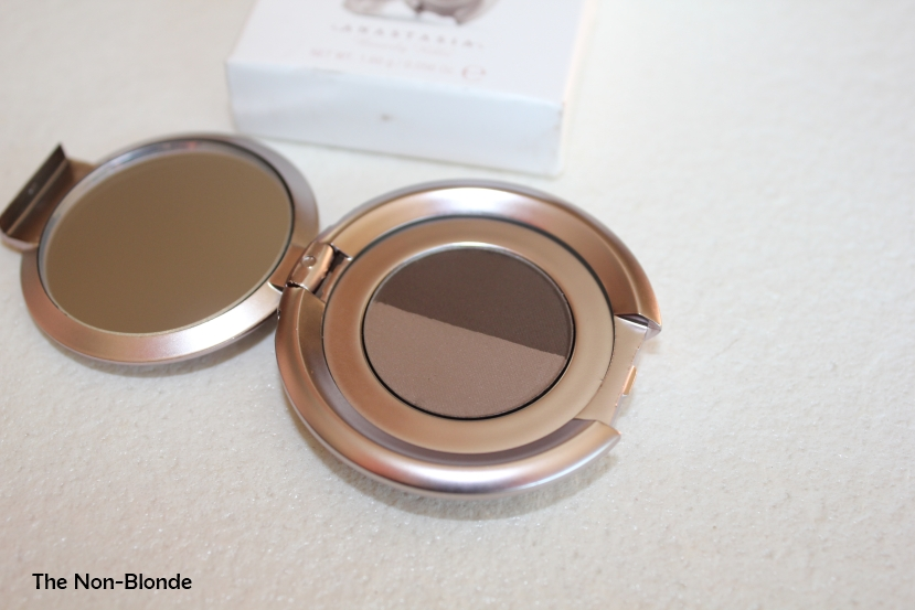 how to use brow powder