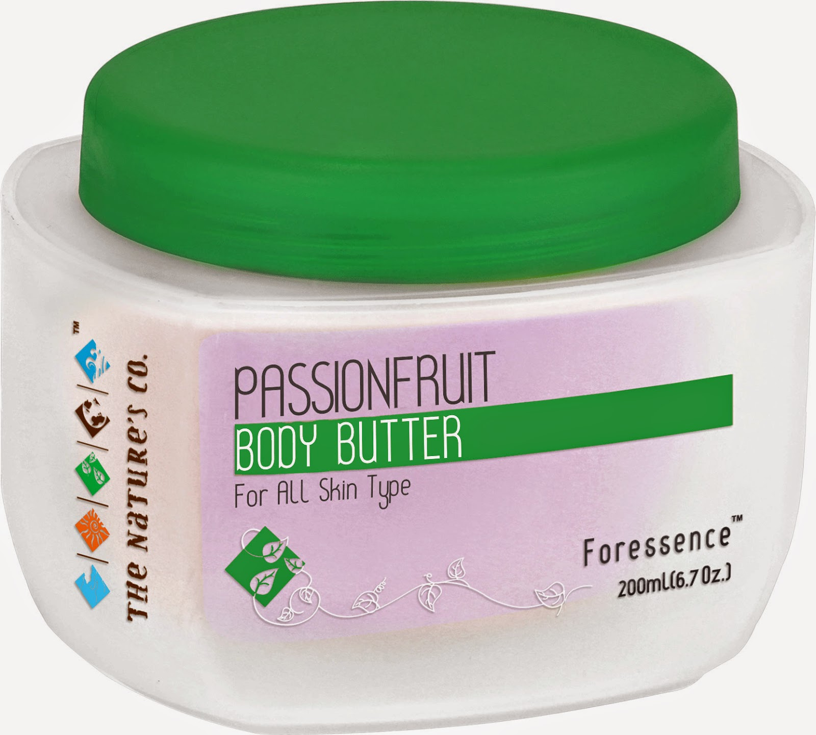 The Nature's Co.: Passion Fruit Body Butter