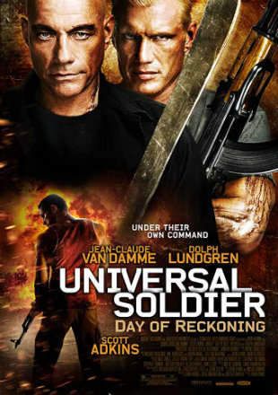 Universal Soldier: Day of Reckoning 2012 Dual Audio 720p BluRay x264 [Hindi – English] ESubs