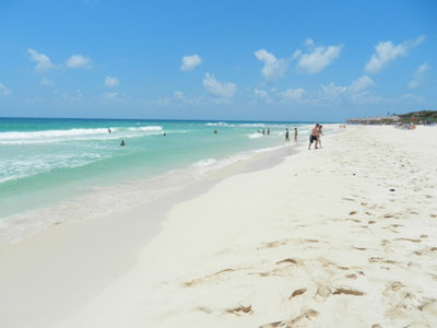 Playa del Carmen beaches - Playacar