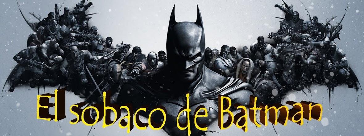 El sobaco de Batman