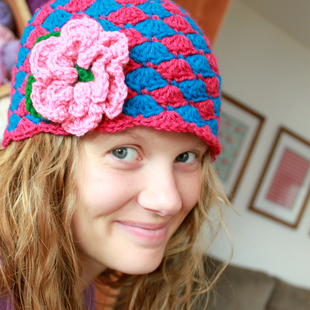 crochet baby hats-Knitting Gallery