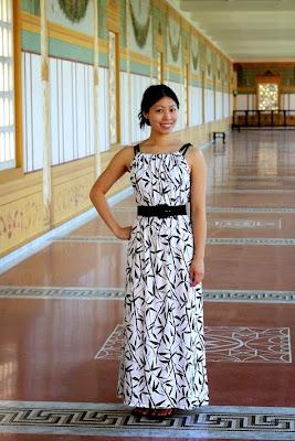 Cómo hacer un vestido de verano muy fácil (de Burda)