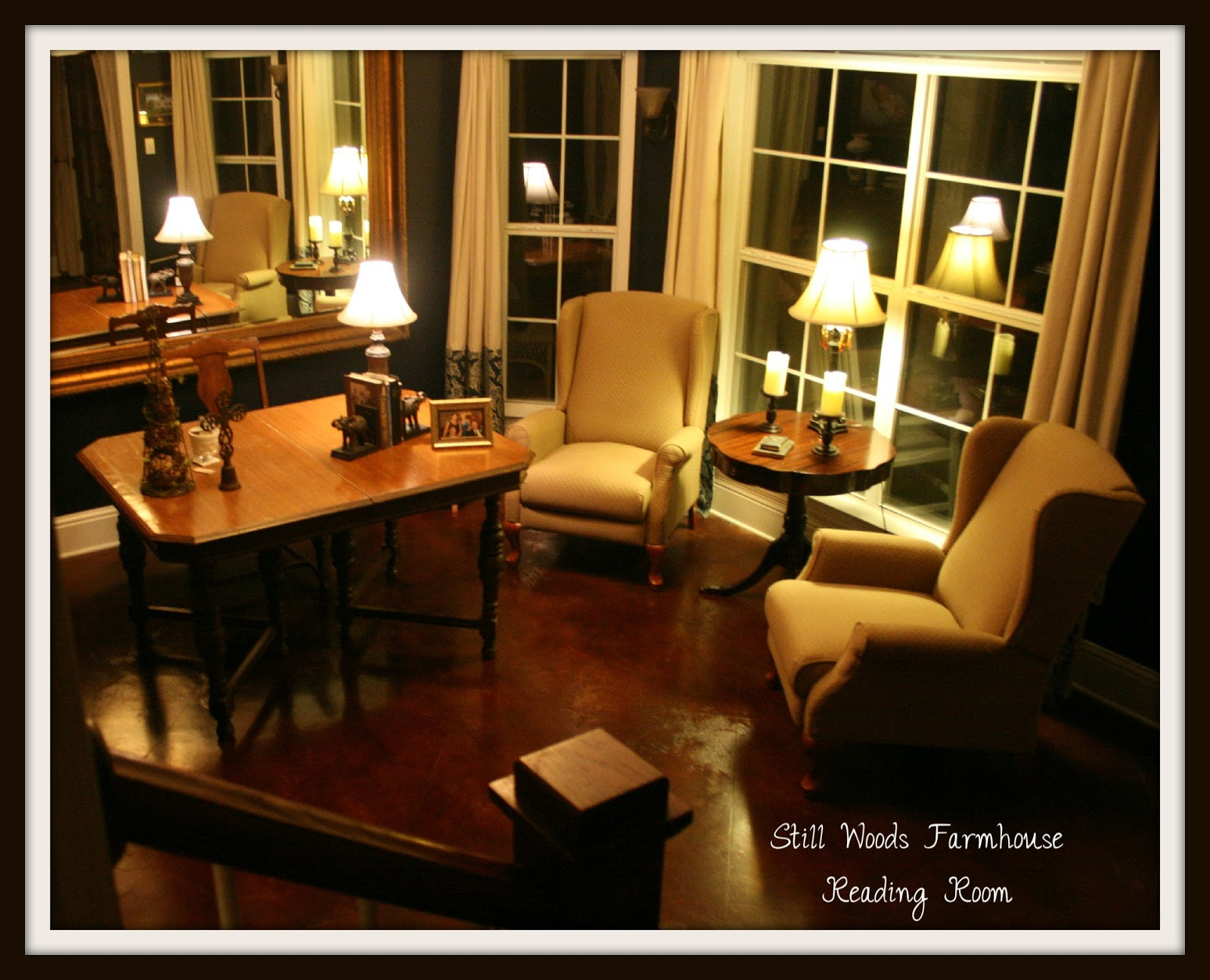 Still Woods Farmhouse Reading Room Update : ReadingRoom1 from stillwoodsfarmhouse.blogspot.com size 1600 x 1296 jpeg 309kB