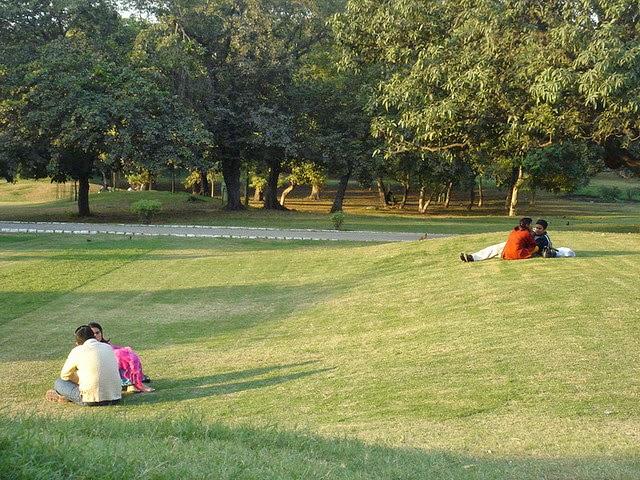 Dating parks in delhi
