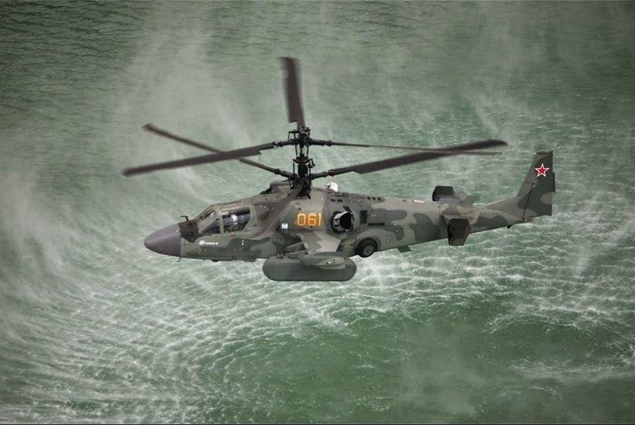 Kamov Ka-52 Hokum