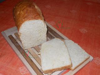Pan de leche.