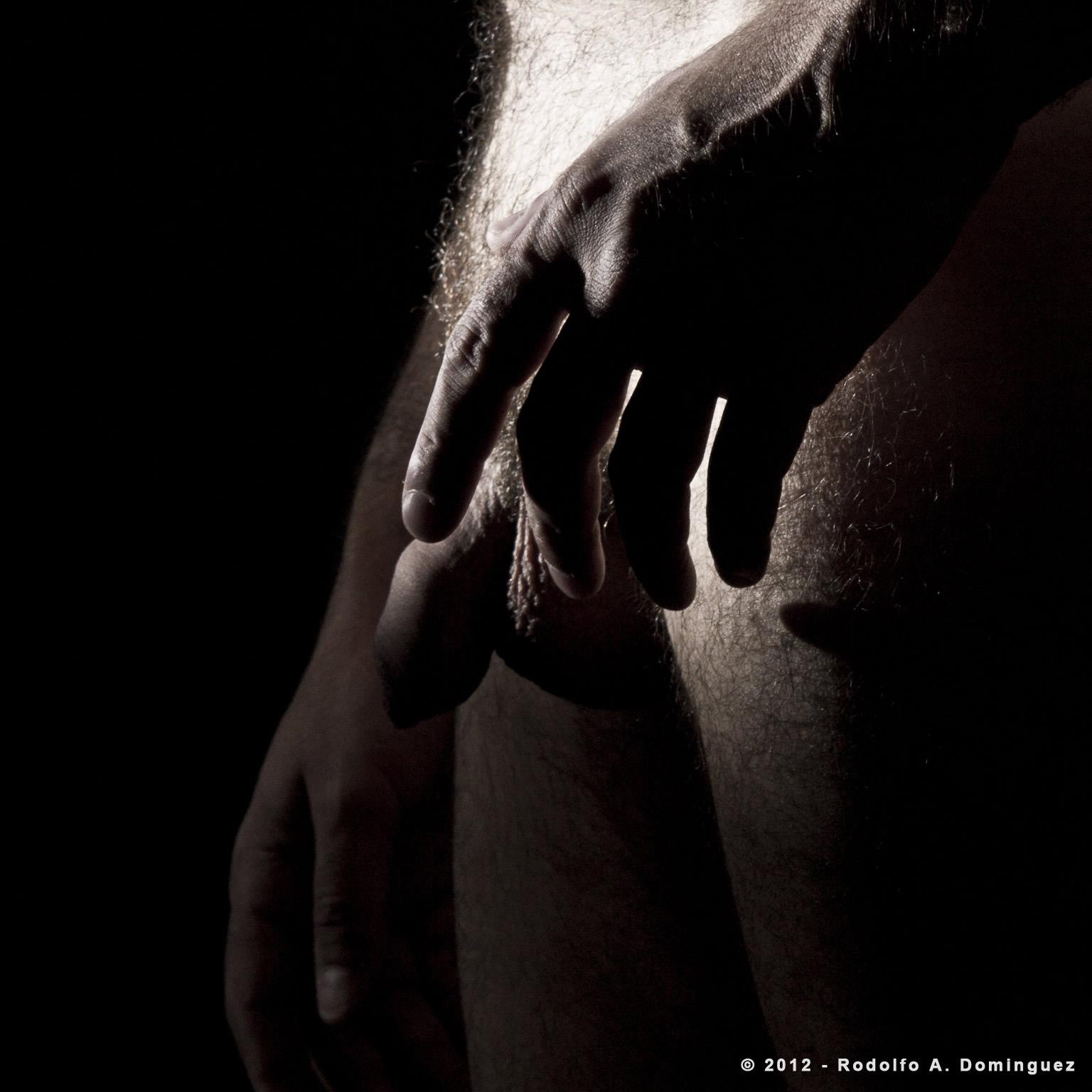 Desnudo Masculino Detalles