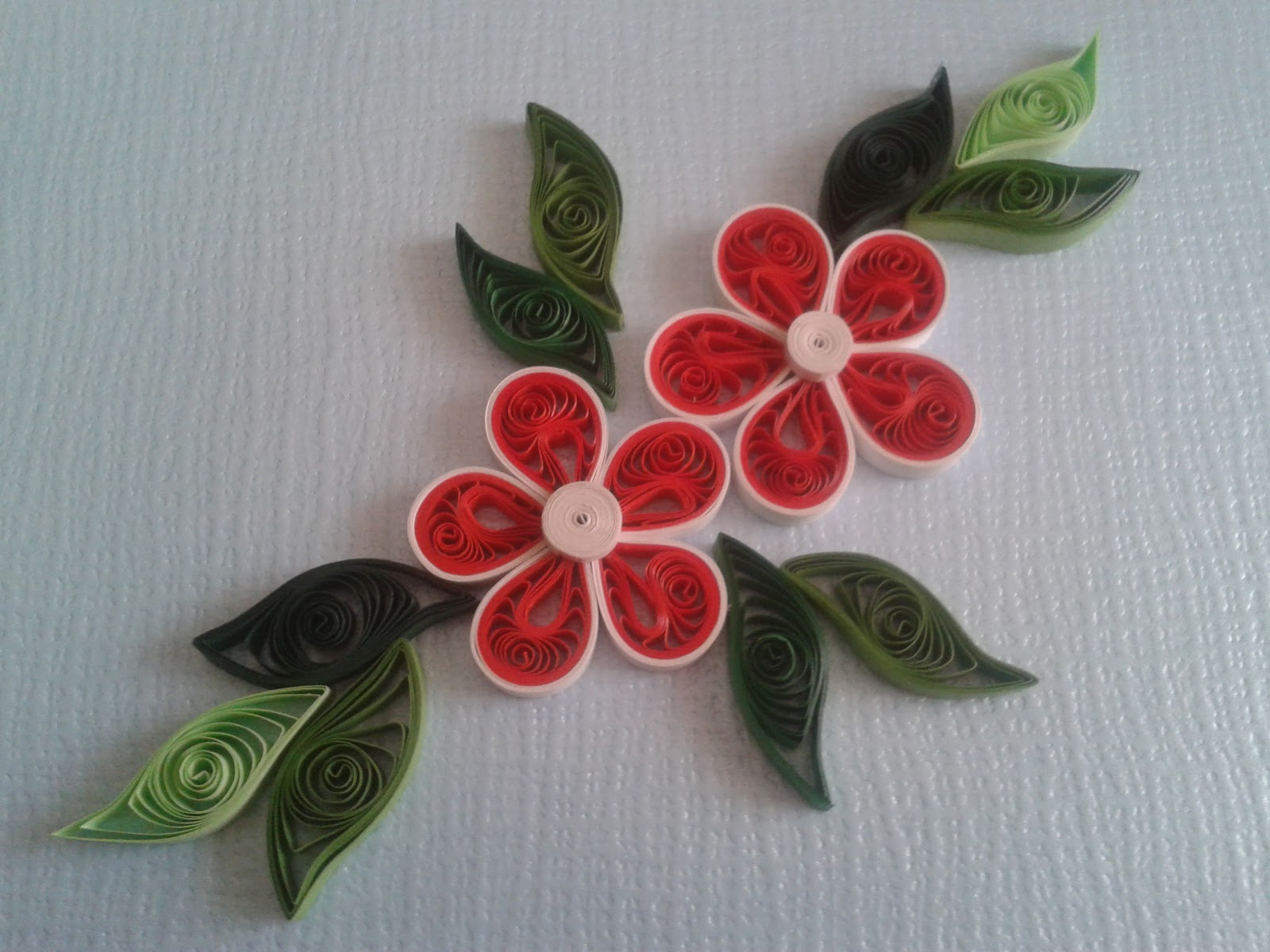 Silkribbonss The Hobby Lobby Paper Quilling Malaysian Flower