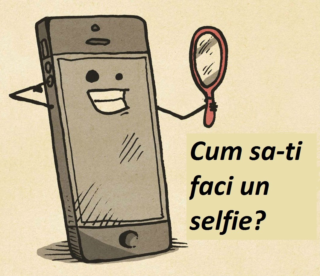 De ce isi fac oamenii selfie?