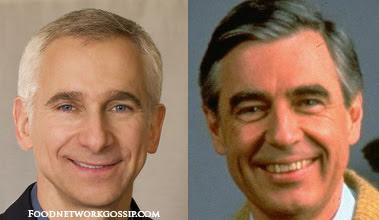 Bob Tuschman Look Alike Mister Rogers