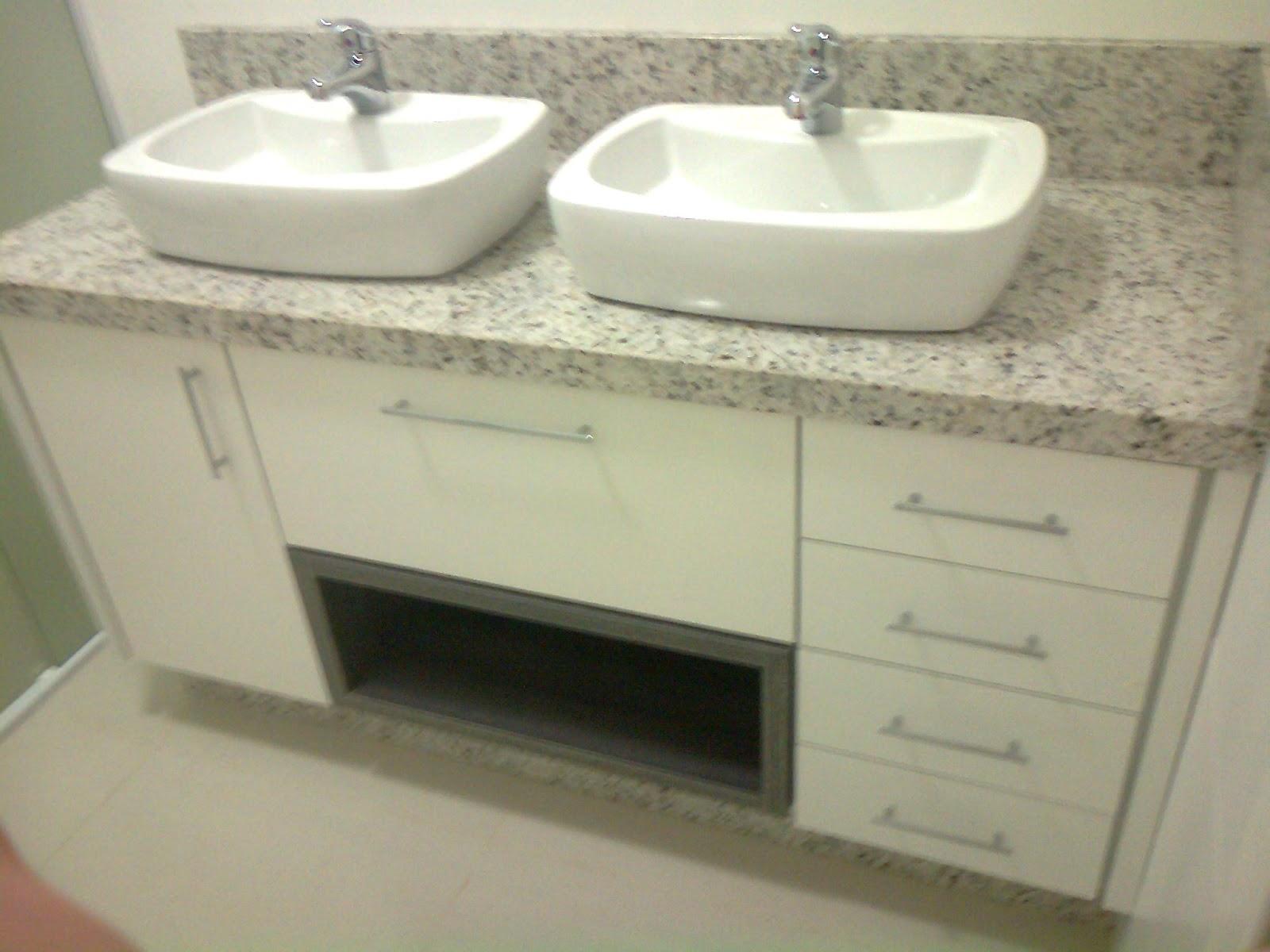 Formularte móveis sob medidas Banheiro cuba dupla de sobrepôr -> Cuba De Banheiro Sobrepor